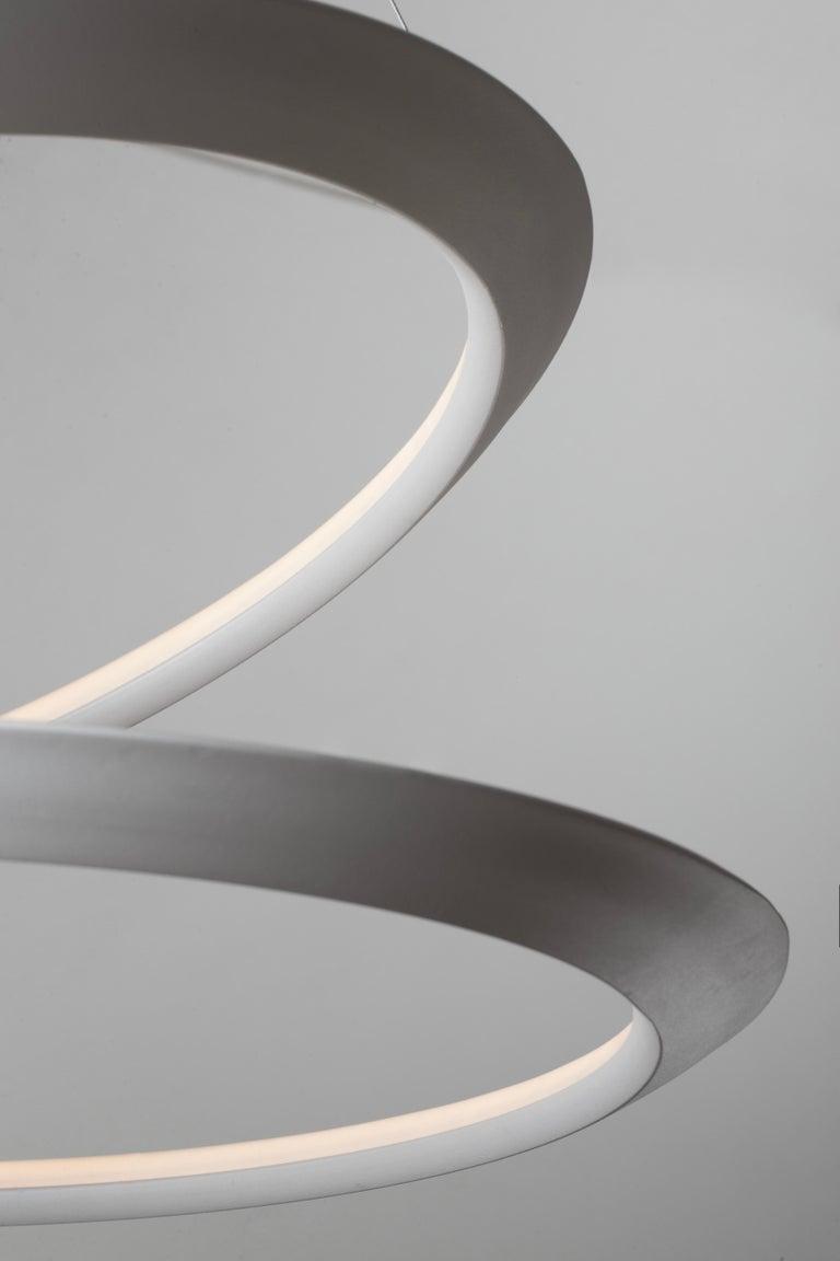 For Sale: White (White ) Nemo Kepler Uplight LED 3000K Dimmable Pendant Lamp by Arihiro Miyake 3