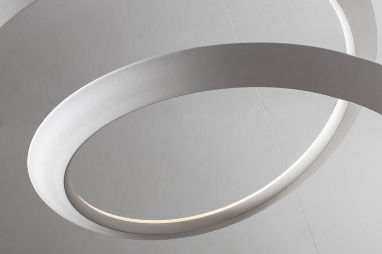 For Sale: White (White ) Nemo Kepler Uplight LED 3000K Dimmable Pendant Lamp by Arihiro Miyake 4