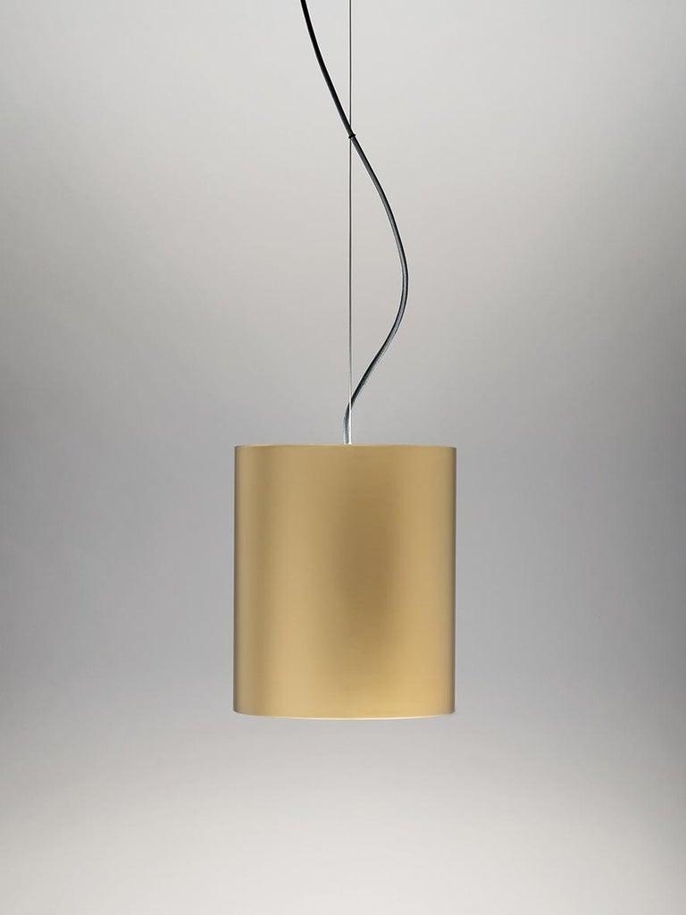 For Sale: Gold (GO — Gold) Firmamento Milano Sese Pendant Lamp by Carlo Guglielmi 2