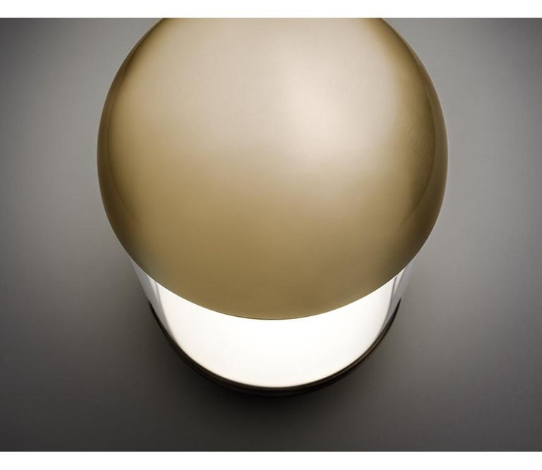 For Sale: Gold (GO — Gold) Firmamento Milano Pillola Table Lamp by Parisotto and Formenton Architetti 3