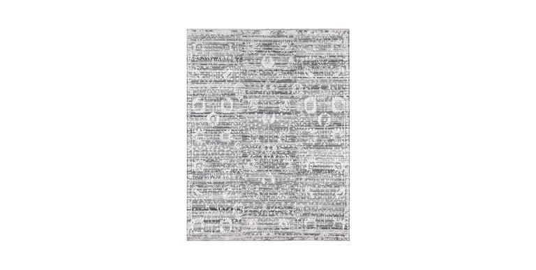 For Sale: Silver (Abra Platinum) Ben Soleimani Abra Rug 9'x12'