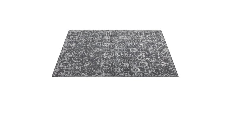 For Sale: Gray (Abra Carbon) Ben Soleimani Abra Rug 12'x15' 2