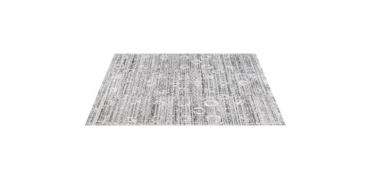 For Sale: Silver (Abra Platinum) Ben Soleimani Abra Rug 12'x15' 2