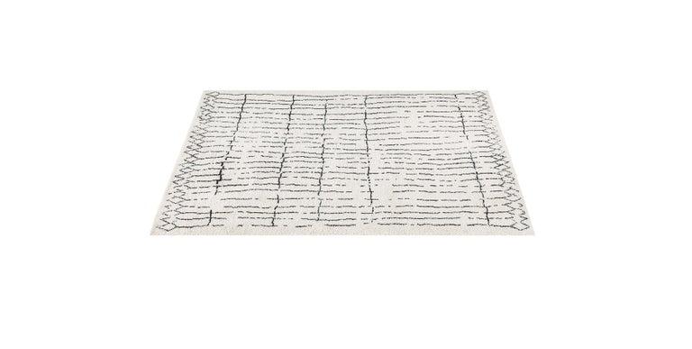 For Sale: Multi (Plaga Sand/Black) Ben Soleimani Plaga Rug 9'x12' 3
