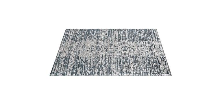 For Sale: Multi (Lerah Carbon/Indigo) Ben Soleimani Lerah Rug 9'x12' 2