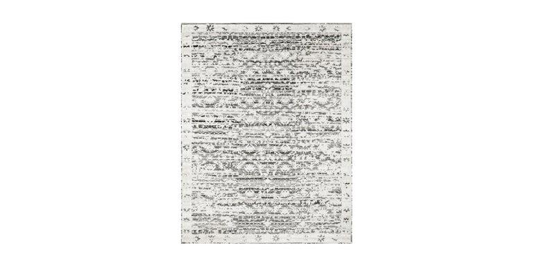 For Sale: Multi (Lerah Silver/Graphite) Ben Soleimani Lerah Rug 9'x12'