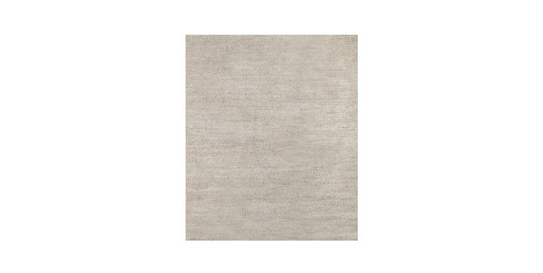 For Sale: Beige (Pelu Sand) Ben Soleimani Pelu Rug 9'x12'