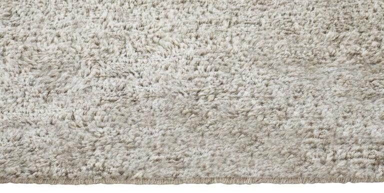 For Sale: Beige (Pelu Sand) Ben Soleimani Pelu Rug 9'x12' 3