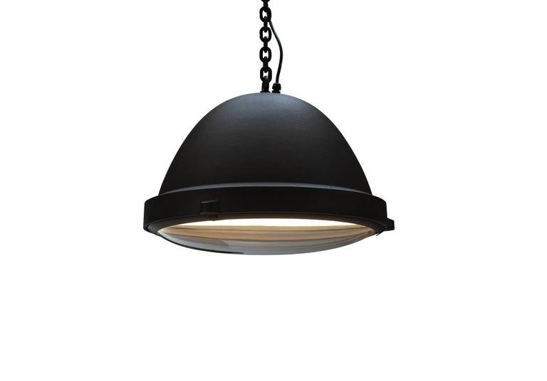 For Sale: Black Jacco Maris LED Outsider Pendant Light 2