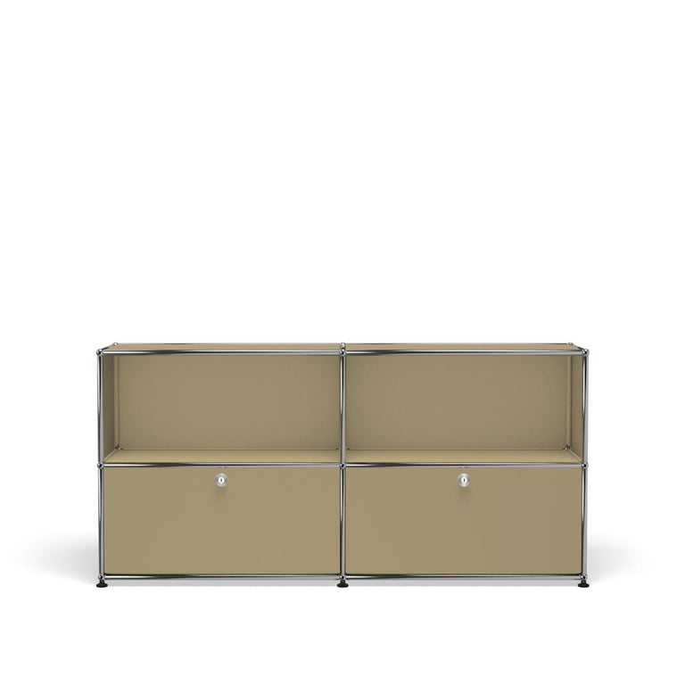 For Sale: Beige USM Haller Credenza C2A Storage System