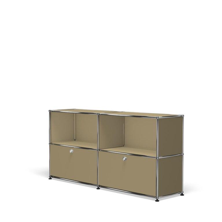 For Sale: Beige USM Haller Credenza C2A Storage System 2