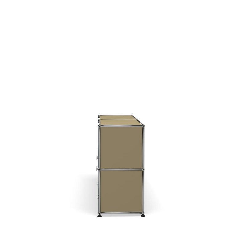 For Sale: Beige USM Haller Credenza C2A Storage System 3