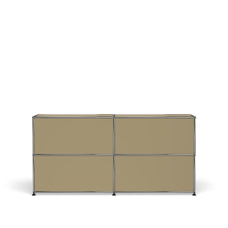 For Sale: Beige USM Haller Credenza C2A Storage System 4