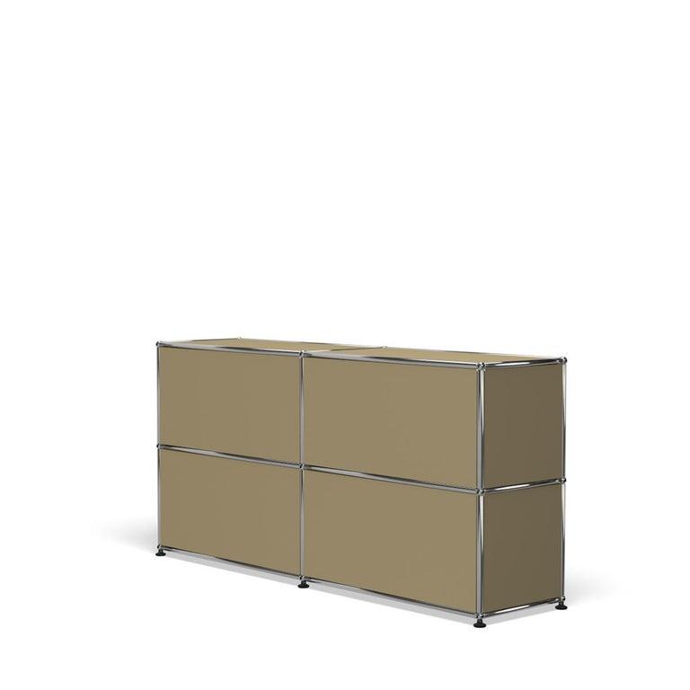 For Sale: Beige USM Haller Credenza C2A Storage System 5