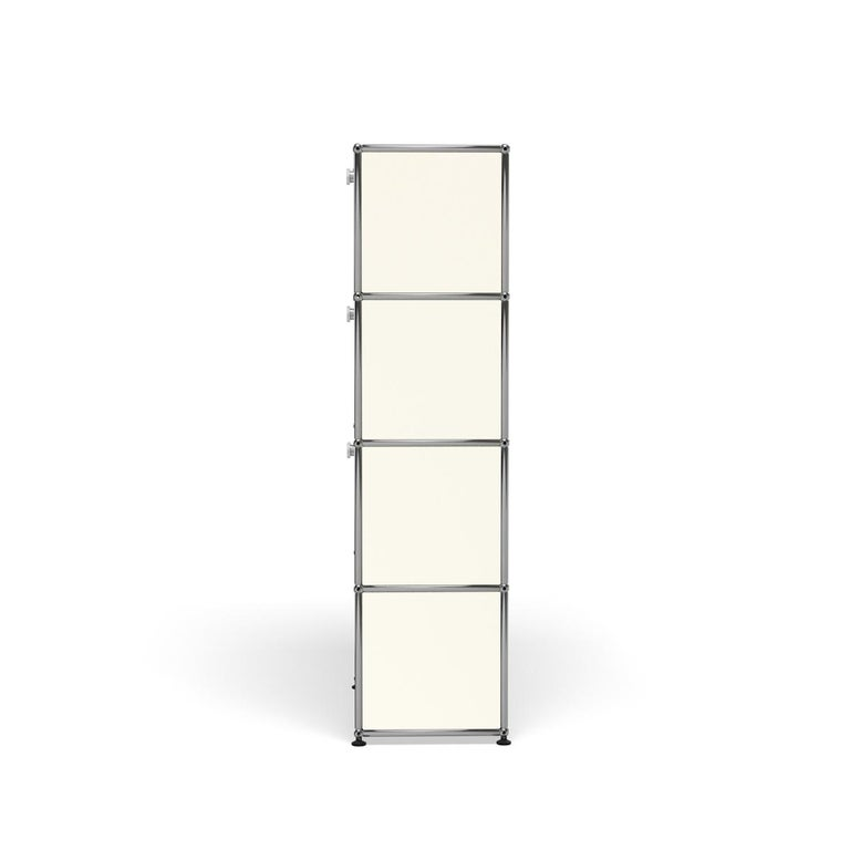For Sale: White (Pure White) Haller Storage S118A Storage System by USM 3