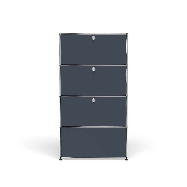 For Sale: Gray (Anthracite) Haller Storage S118A Storage System by USM