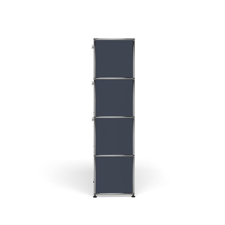 For Sale: Gray (Anthracite) Haller Storage S118A Storage System by USM 3