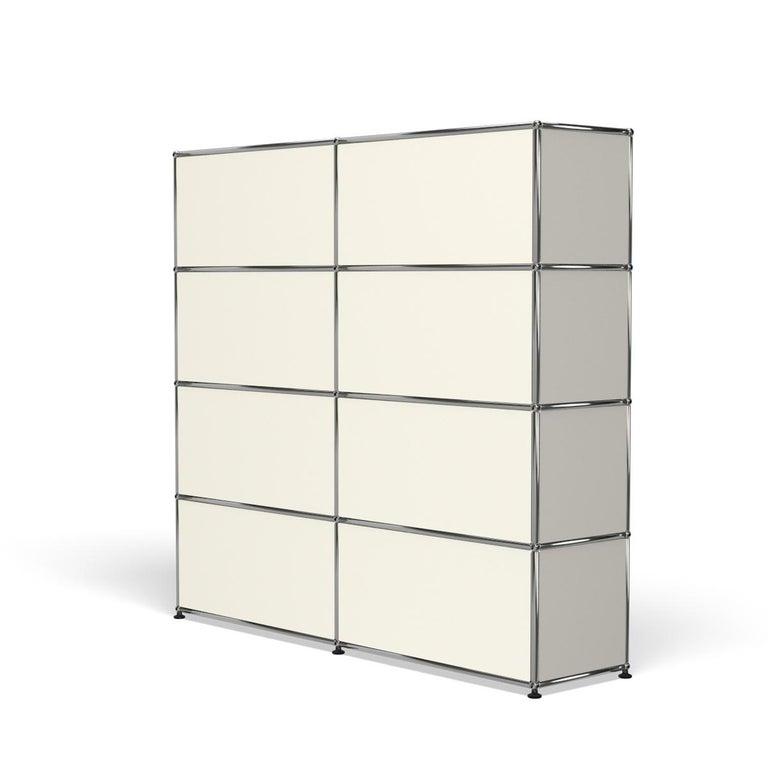 For Sale: White (Pure White) USM Haller Storage S2 Storage System 5