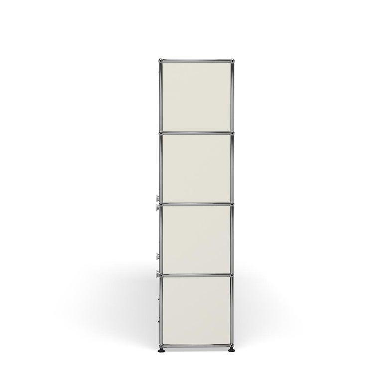 For Sale: White (Pure White) USM Haller Storage S2 Storage System 3