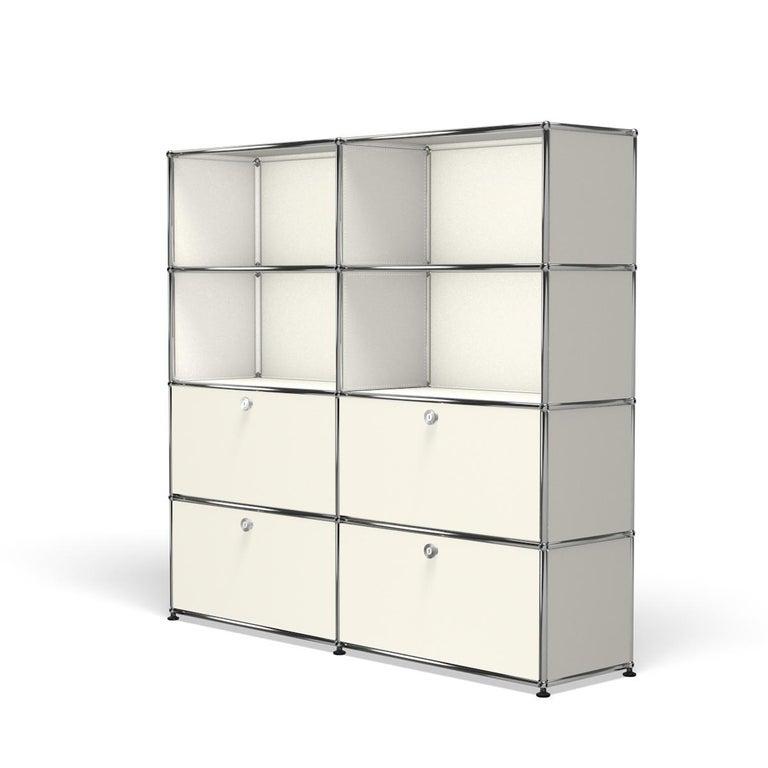 For Sale: White (Pure White) USM Haller Storage S2 Storage System 2