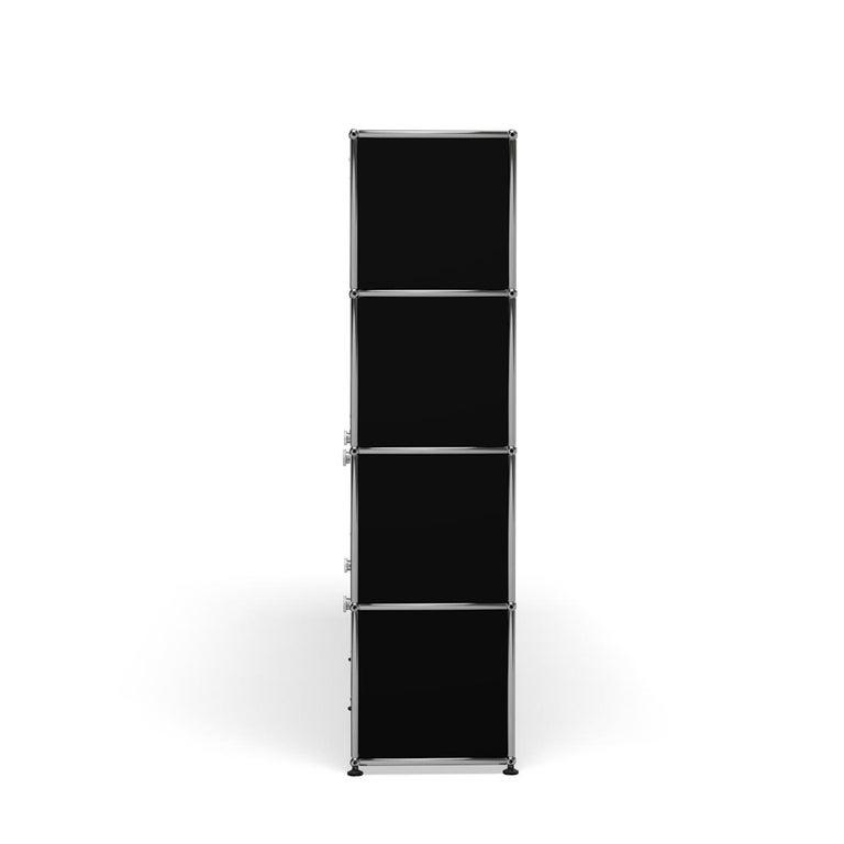 For Sale: Black (Graphite Black) USM Haller Storage S2 Storage System 3