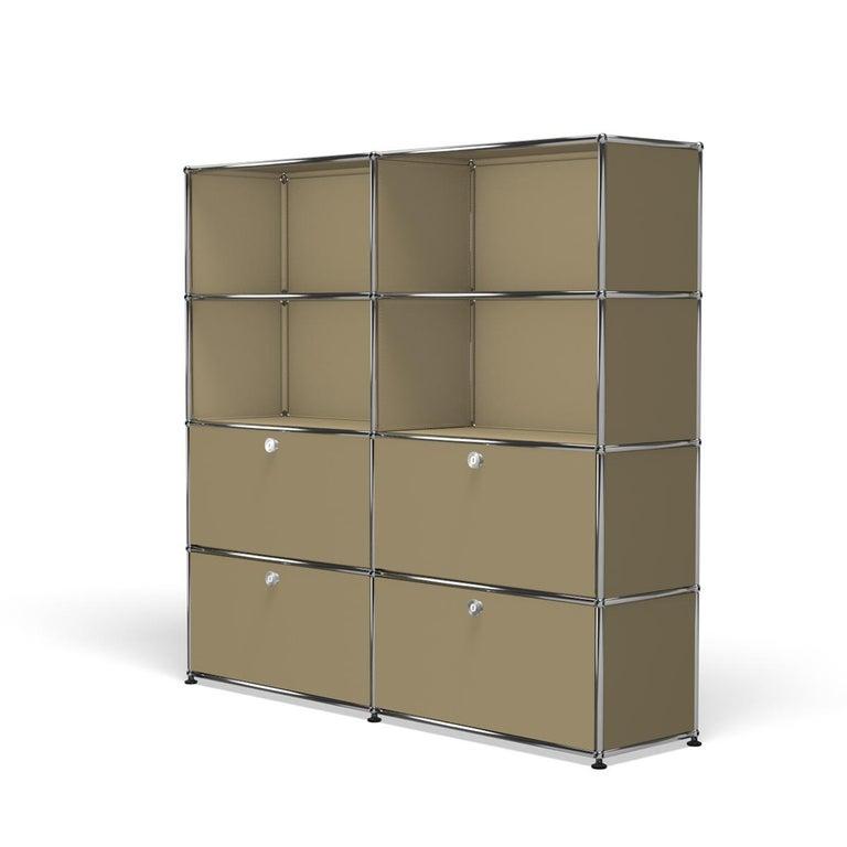 For Sale: Beige USM Haller Storage S2 Storage System 2