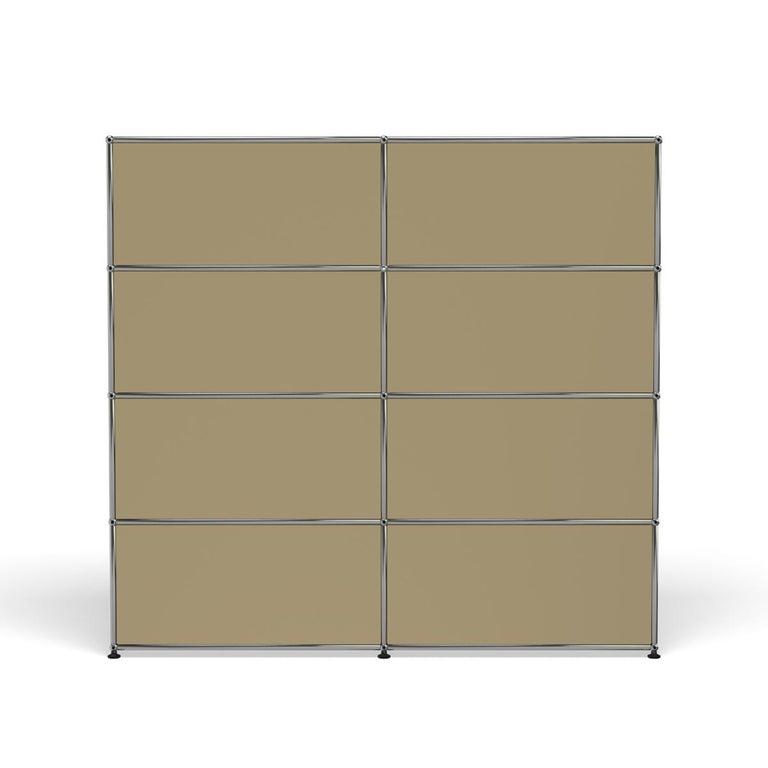 For Sale: Beige USM Haller Storage S2 Storage System 4