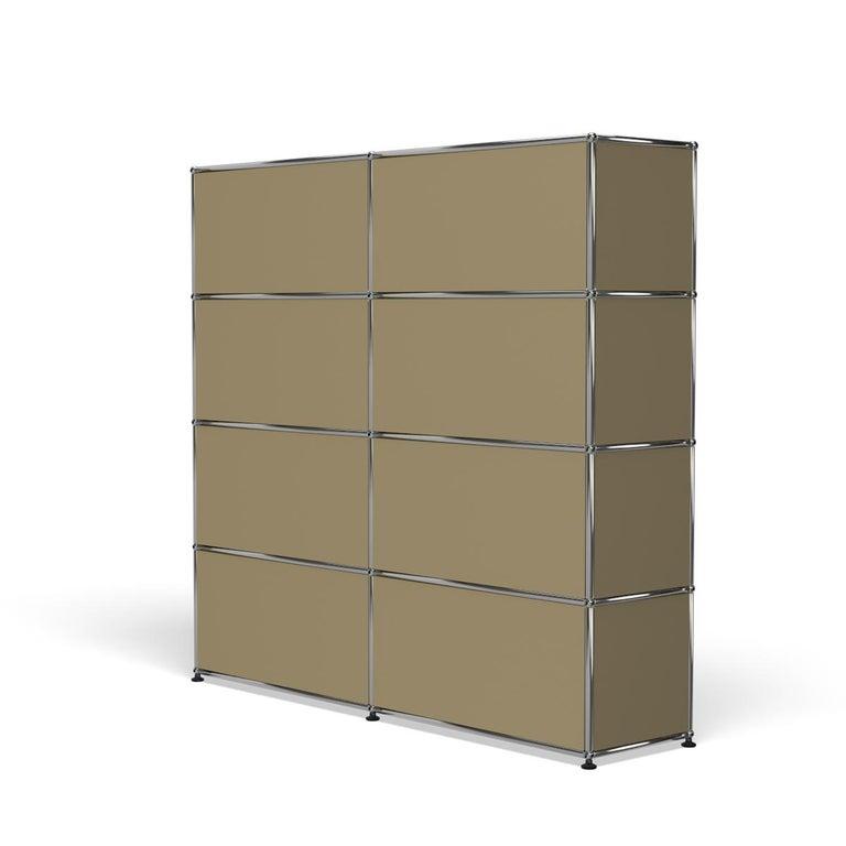 For Sale: Beige USM Haller Storage S2 Storage System 5