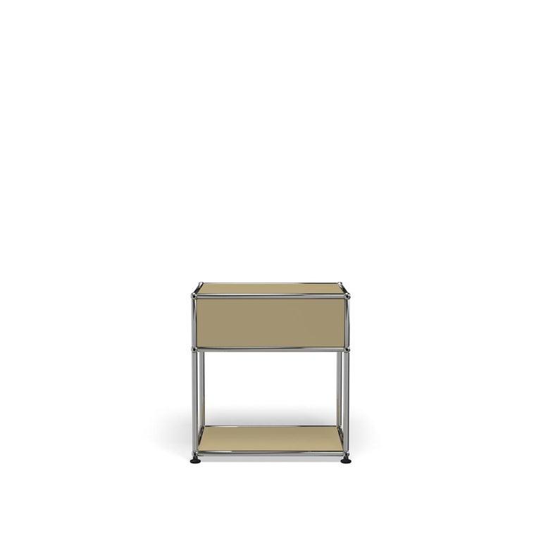 For Sale: Beige USM Nightstand P2 Storage System 4