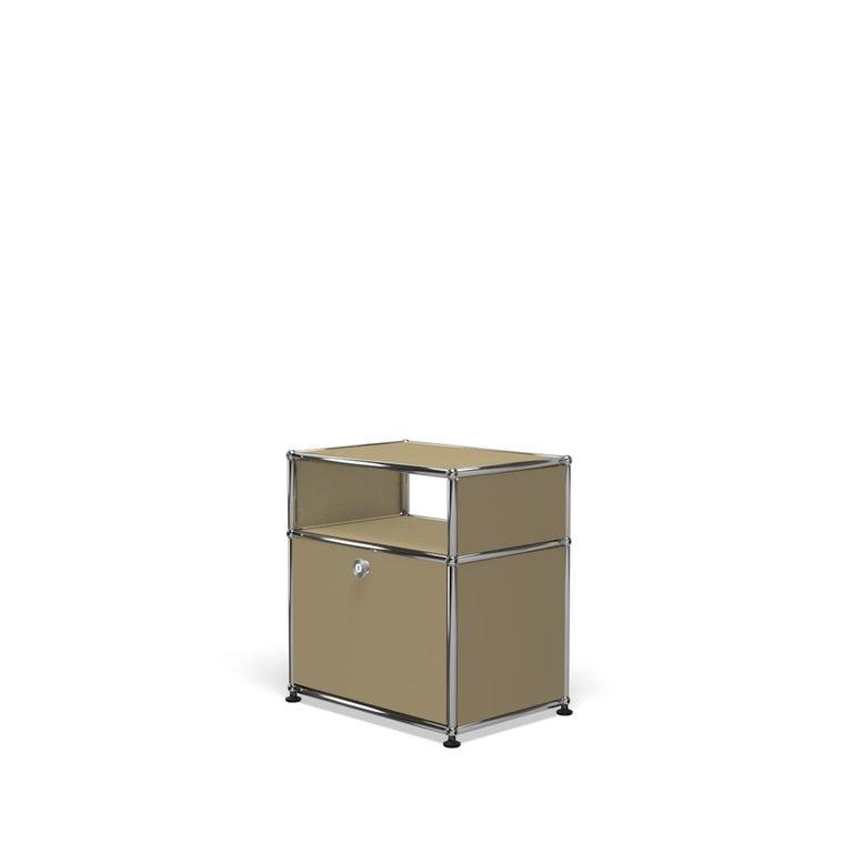 For Sale: Beige USM Haller Nightstand P Storage System 2