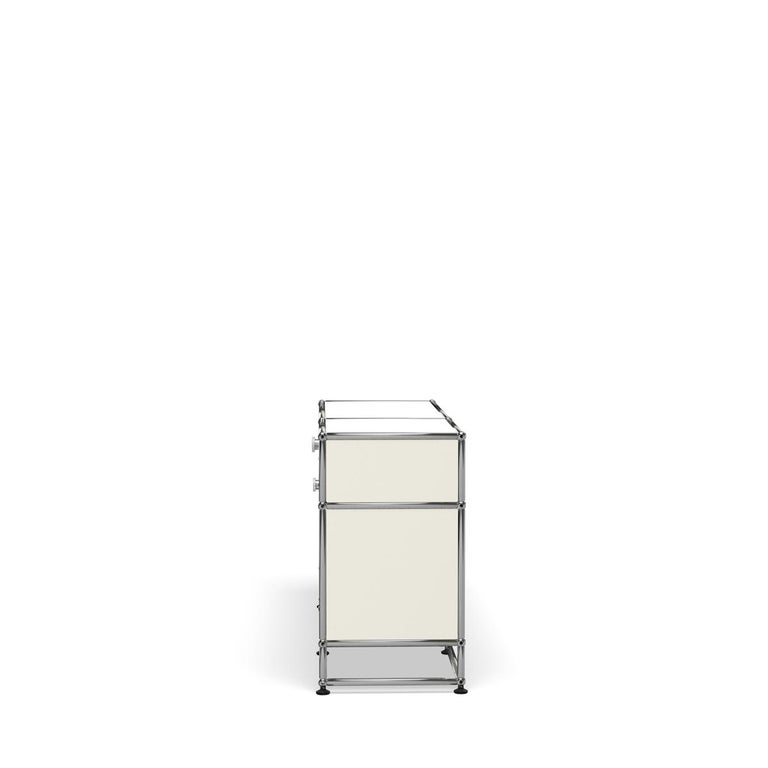 For Sale: White (Pure White) USM Haller Media O3 Storage System 3