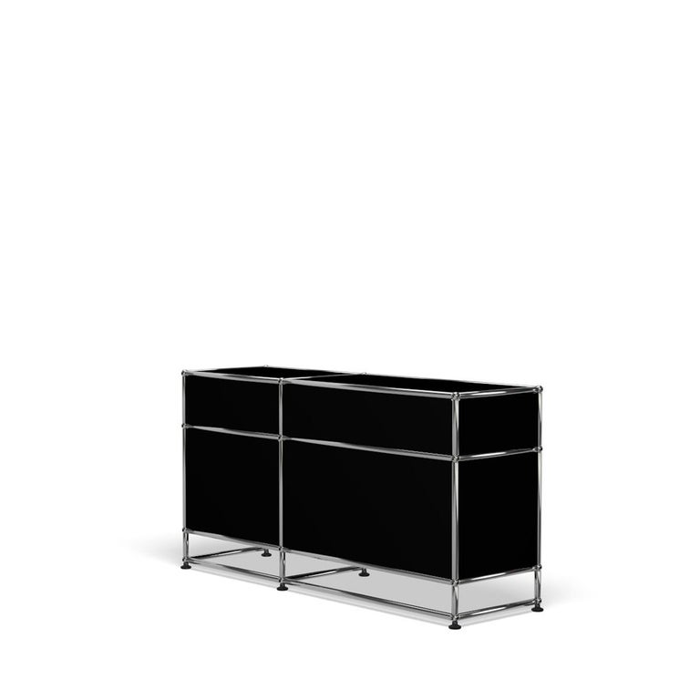For Sale: Black (Graphite Black) USM Haller Media O3 Storage System 5
