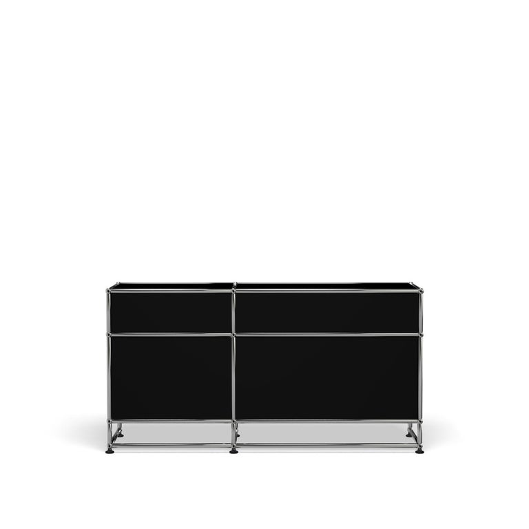 For Sale: Black (Graphite Black) USM Haller Media O3 Storage System 4