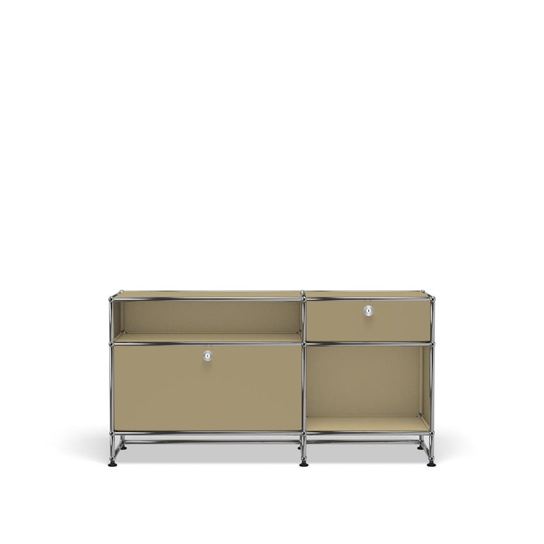 For Sale: Beige USM Haller Media O3 Storage System