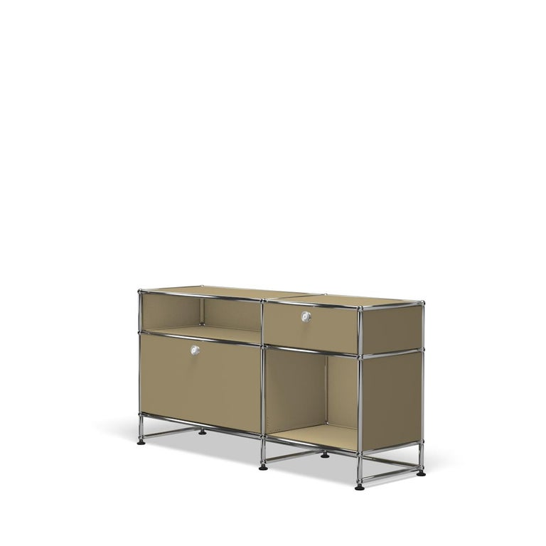 For Sale: Beige USM Haller Media O3 Storage System 2