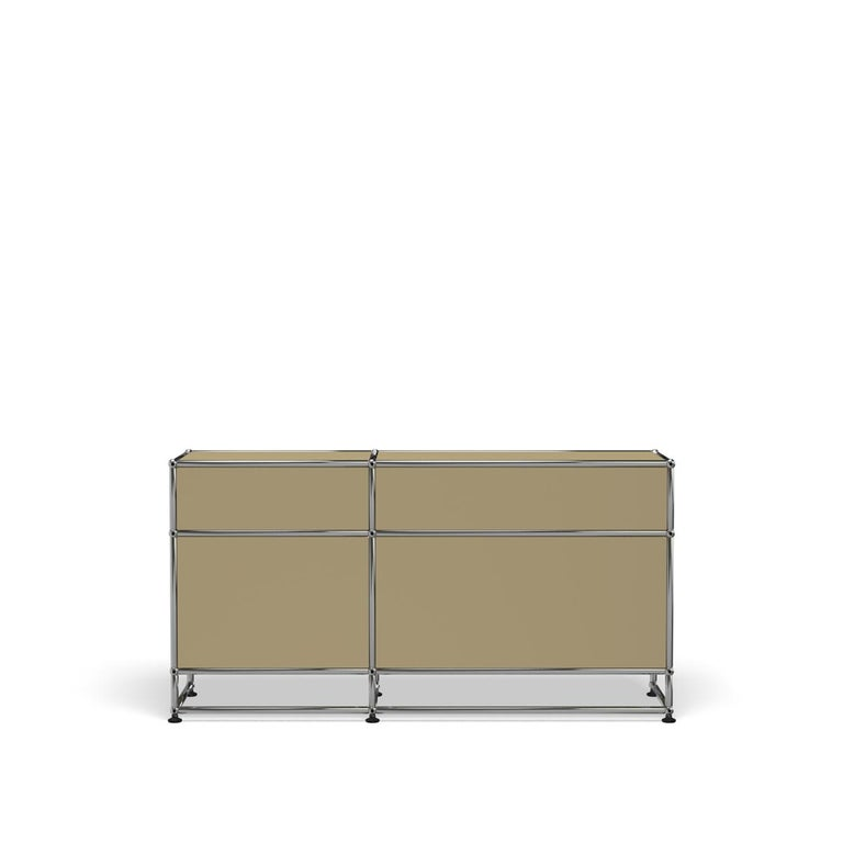 For Sale: Beige USM Haller Media O3 Storage System 4