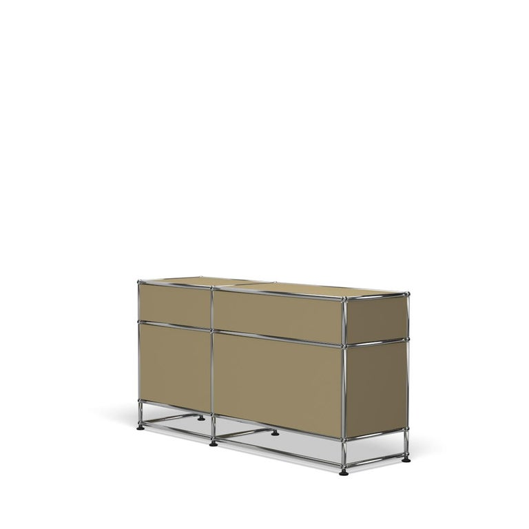 For Sale: Beige USM Haller Media O3 Storage System 5