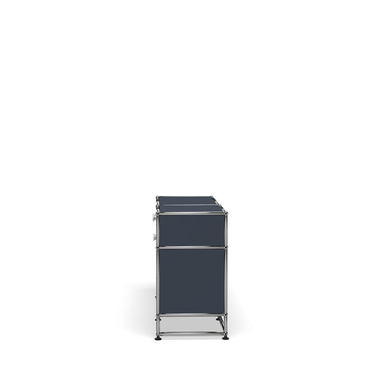 For Sale: Gray (Anthracite) USM Haller Media O3 Storage System 3