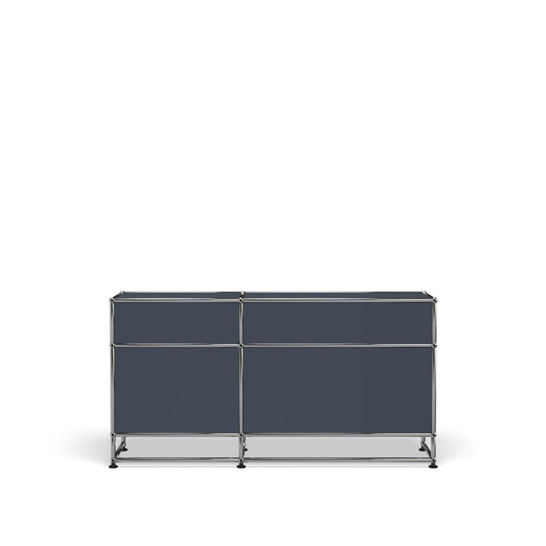 For Sale: Gray (Anthracite) USM Haller Media O3 Storage System 4
