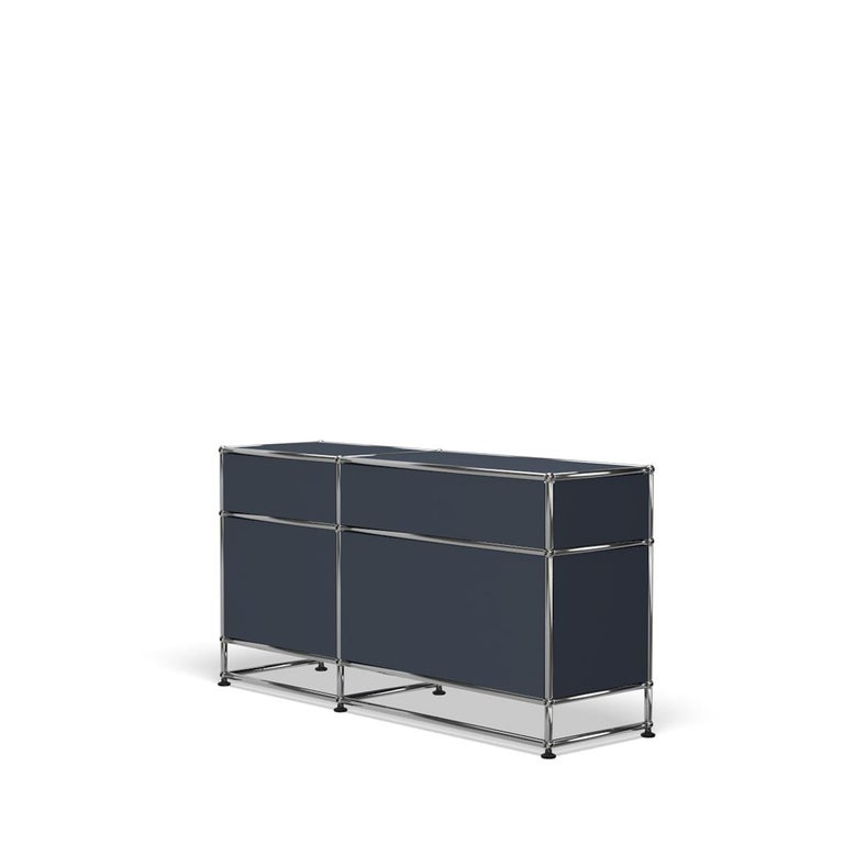For Sale: Gray (Anthracite) USM Haller Media O3 Storage System 5