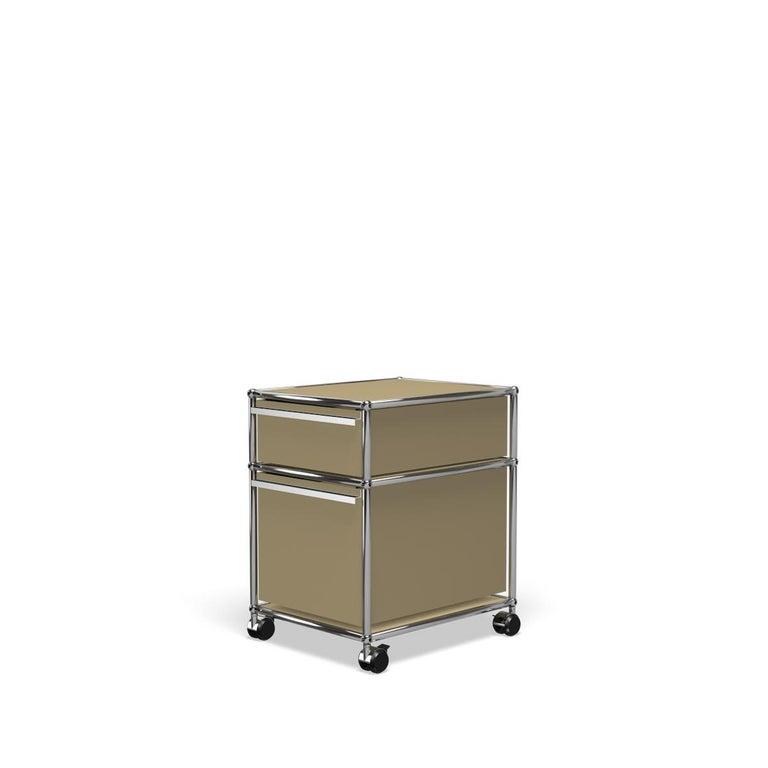 For Sale: Beige USM Haller Pedestal M Storage System 2