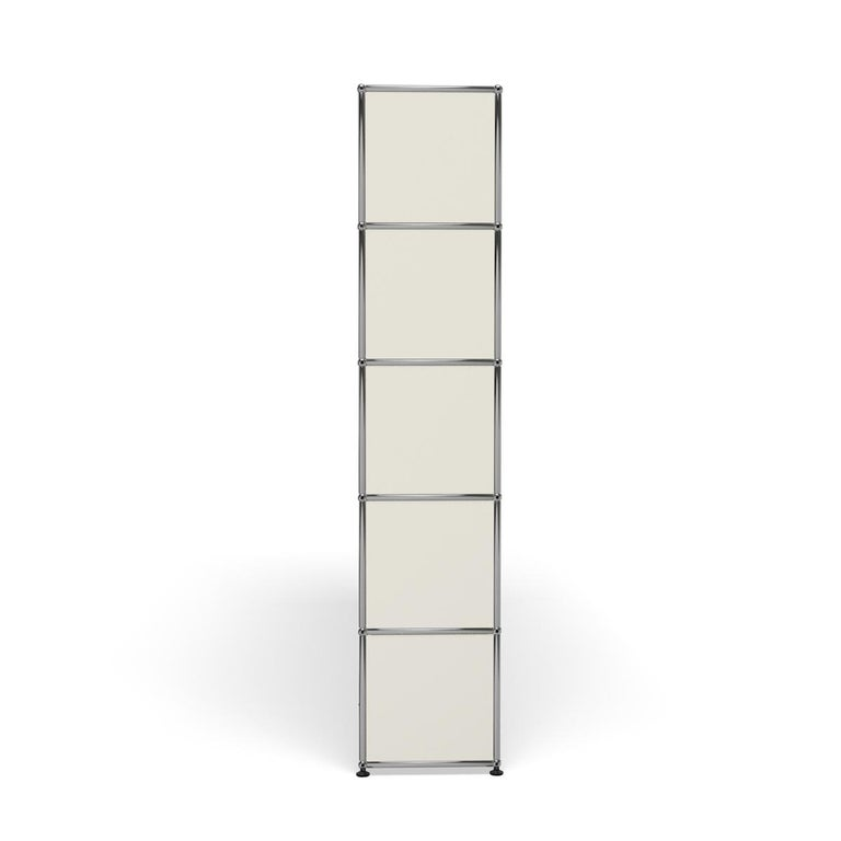 For Sale: White (Pure White) Haller Shelving H2 Storage System by USM 3