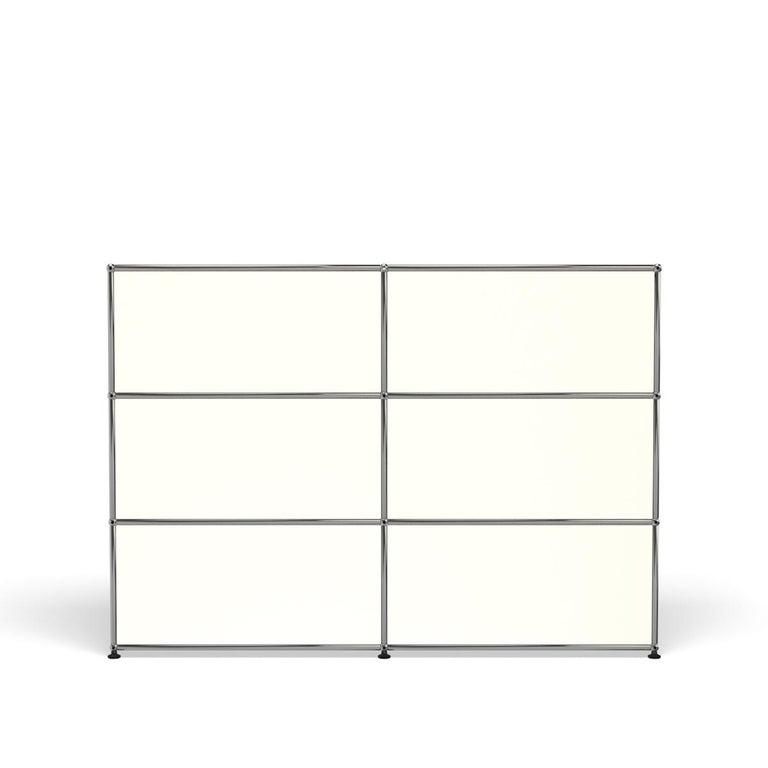 For Sale: White (Pure White) USM Haller Storage G2A Storage System 4