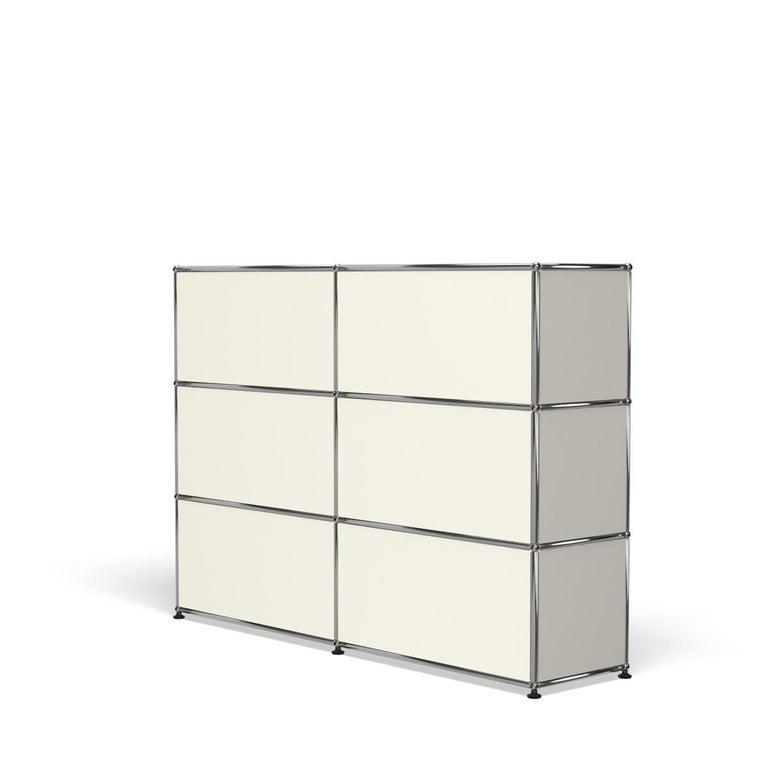 For Sale: White (Pure White) USM Haller Storage G2A Storage System 5