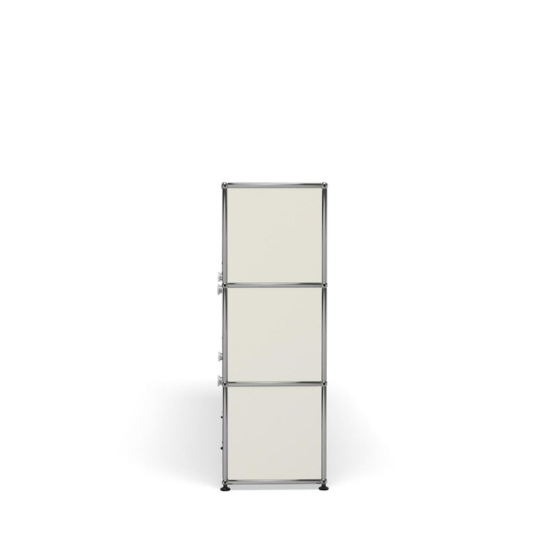 For Sale: White (Pure White) USM Haller Storage G2A Storage System 3
