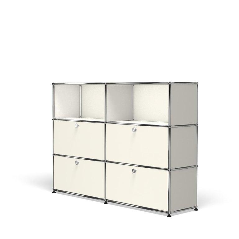 For Sale: White (Pure White) USM Haller Storage G2A Storage System 2