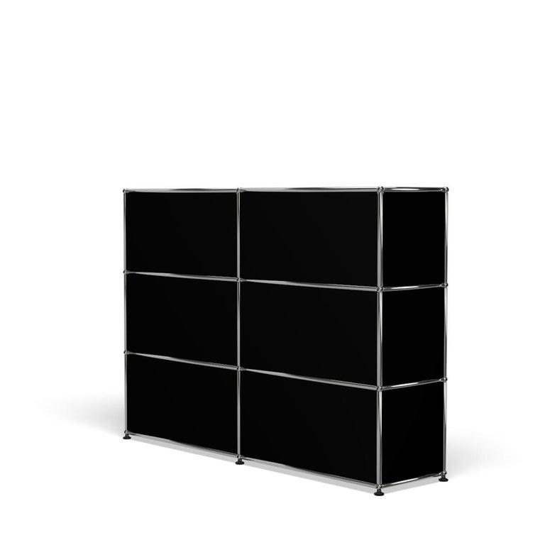 For Sale: Black (Graphite Black) USM Haller Storage G2A Storage System 5