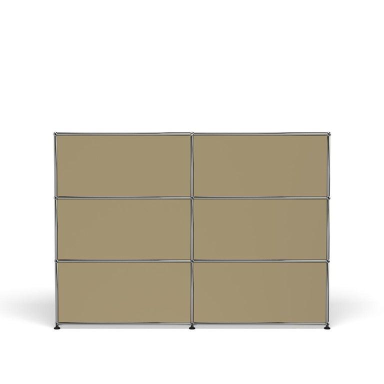 For Sale: Beige USM Haller Storage G2A Storage System 4
