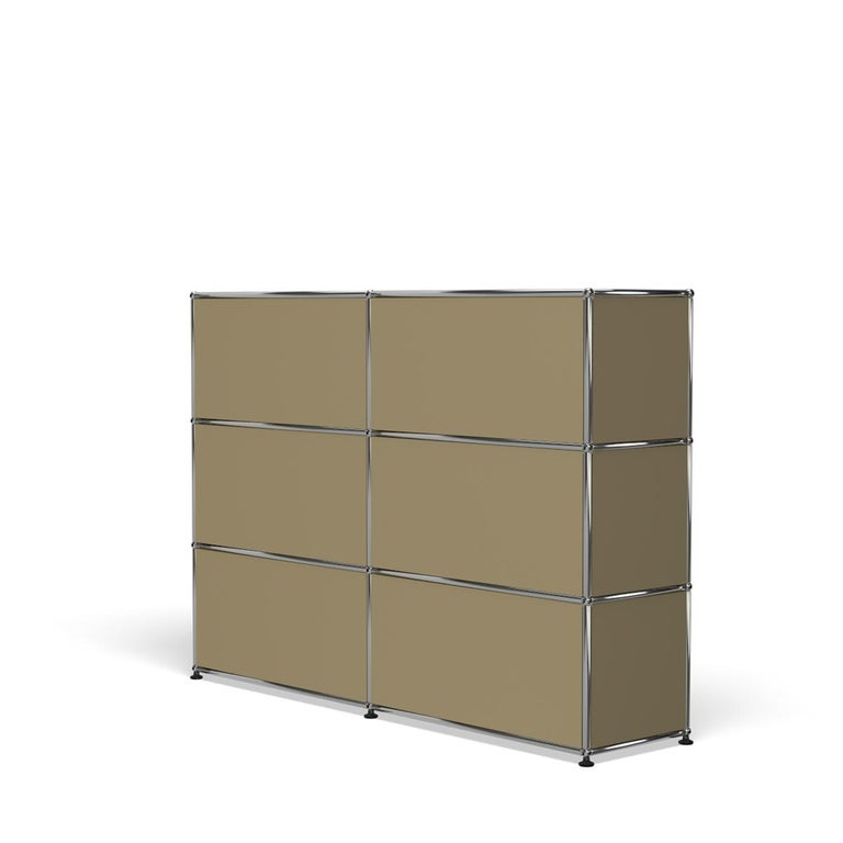 For Sale: Beige USM Haller Storage G2A Storage System 5