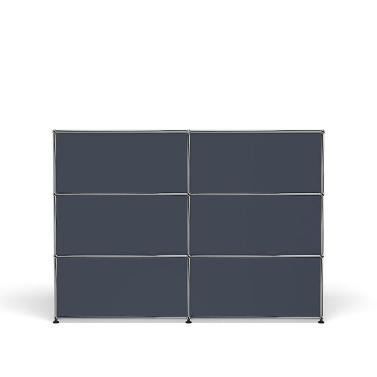 For Sale: Gray (Anthracite) USM Haller Storage G2A Storage System 4
